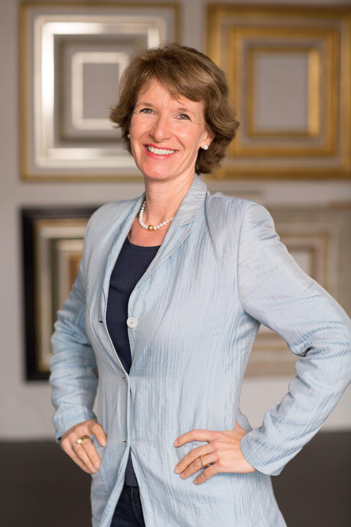 Marianne Reich Arn Geschäftsführung, Beratung
